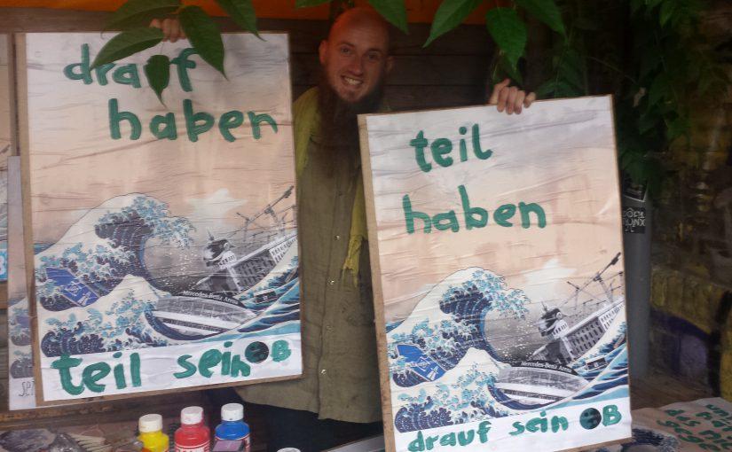 support your local sammelbecken!